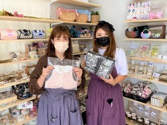 浜松・小松にハンドメード雑貨専門店 全国から作家80人の作品そろえ