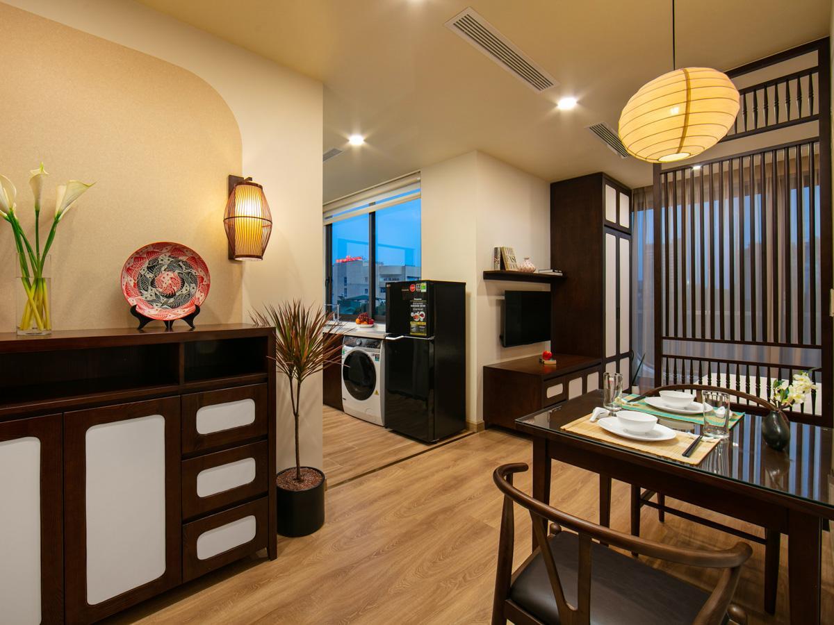 「LE Apartment」の客室