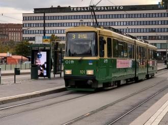 ヘルシンキ市、トラム路線拡大に関する市民調査実施