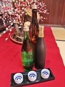 高山で「飛騨の地酒」飲み比べ-地元酒蔵が一堂に、七福神も来場