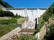 丹生川ダムと里山サイクリングにグッドデザイン賞-県営ダムでは全国初受賞