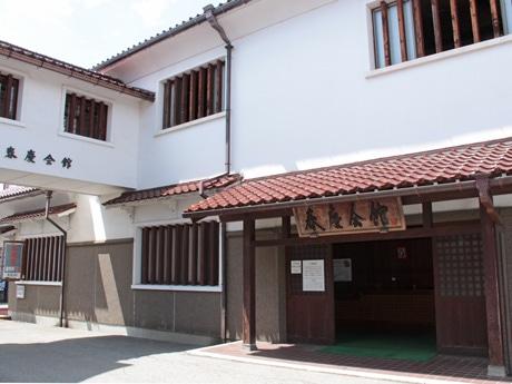41年間の歴史に幕を閉じる飛騨高山春慶会館