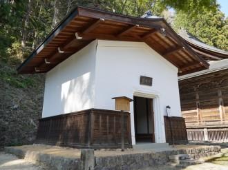 飛騨千光寺で「両面宿儺」特別公開 漫画「呪術廻戦」ファンも熱視線