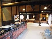 東大阪・旧河澄家で「おかゆイベント」 明治時代の大釜で炊き来場者に振る舞い
