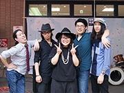 東大阪・瓢箪山イメージソング「ホップ・ステップ・瓢箪山!」 地元出身者が作曲