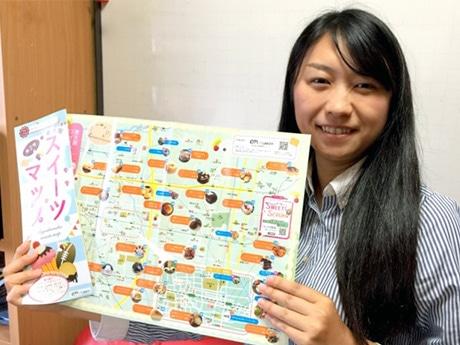 第2弾「東大阪スイーツマップ」
