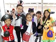 東大阪・小阪商店街でハロウィーンイベント 子どもたちの仮装でにぎわいを