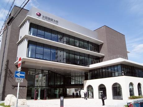 大阪商業大学の新校舎「大阪商業大学University Commons re-Act(ユニバーシティ・コモンズ リアクト)」