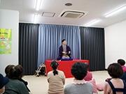 東大阪・四条図書館で「四条寄席」 東大阪ゆかりの桂紋四郎さん招く