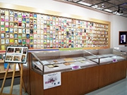 田辺聖子文学館で企画展「田辺聖子と樟蔭」 開館10周年で直筆原稿など展示