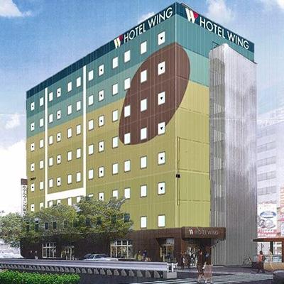東大阪・長田にホテルウィング 11月開業、宿泊予約受け付け開始