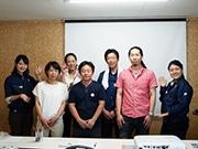 東大阪の金型工場で「ビギナーズ金型講座」 金型の組み立て、加工を体験