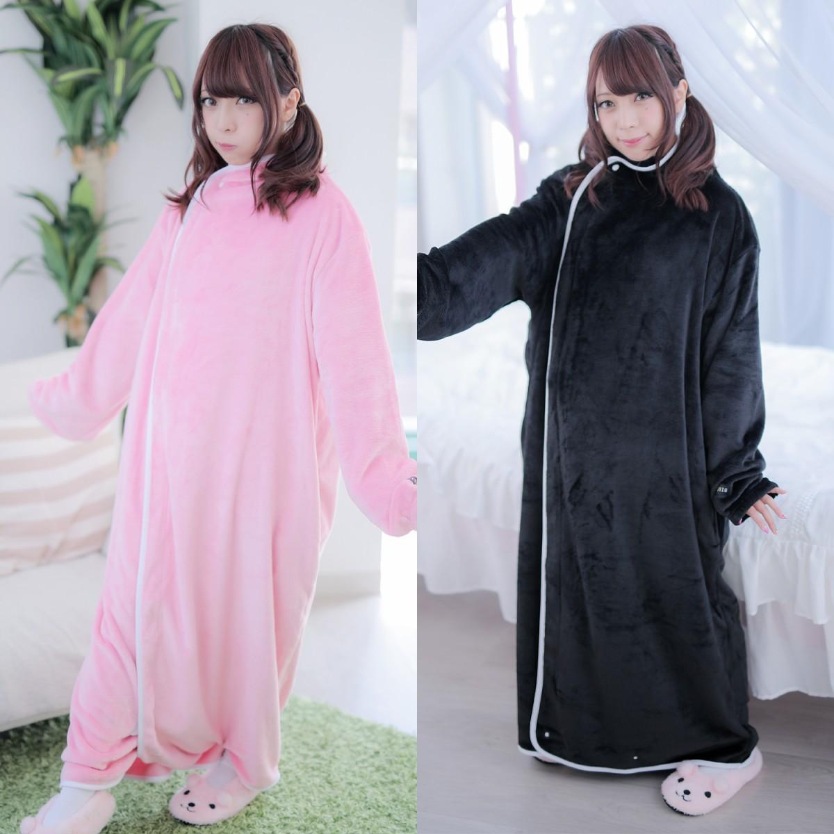 東大阪「ビーズ」が新型「はだけない着る毛布」発売 ユーザーの意見取り入れ改良