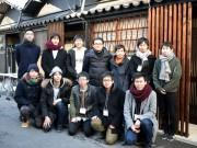 近大の学生団体「あきばこ家」、4軒長屋を改修 若いファミリー層意識