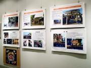 東大阪市庁舎で市内の式内社探る展示 梶無神社宮司の講話も