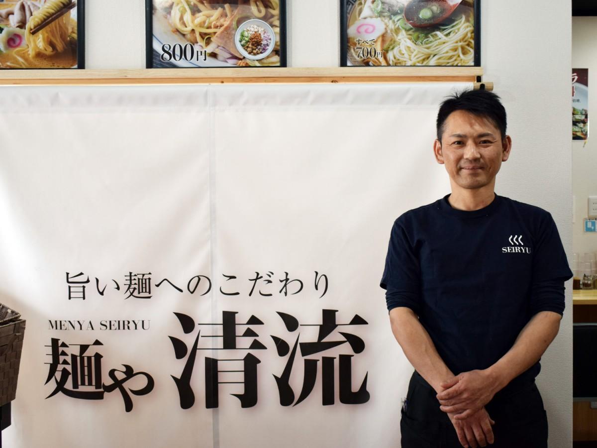 店長の武田幸人さん
