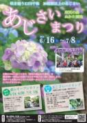 東大阪・ぬかた園地の「あじさいまつり」開催へ 30品種以上、2万5000株