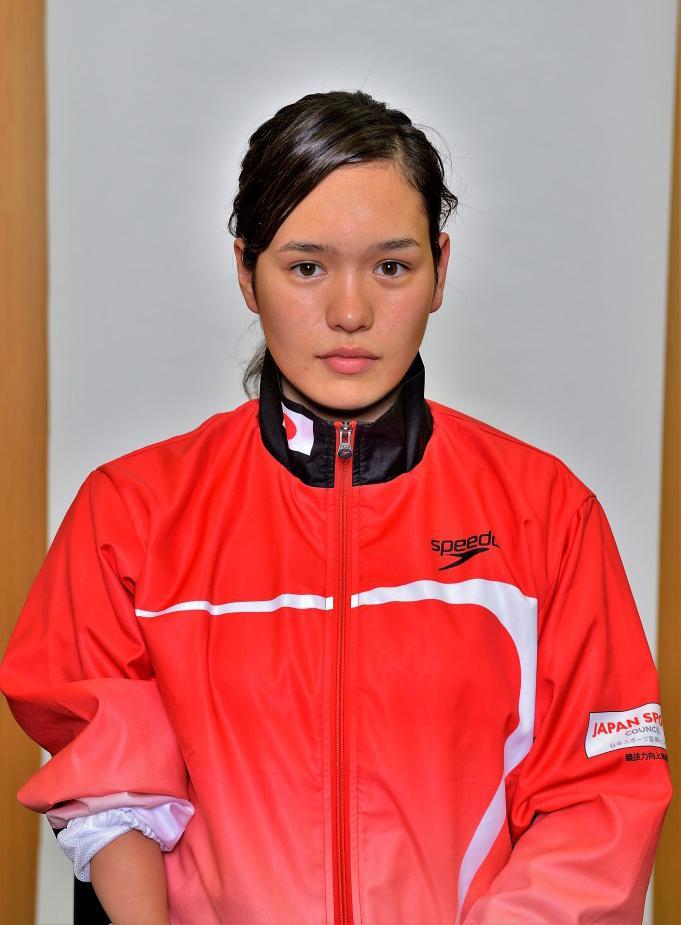 パラ競泳の一ノ瀬メイ選手