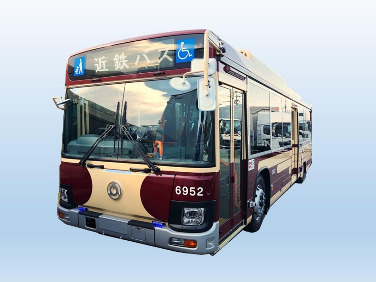 8月5日から運行する復刻デザイン塗装バス