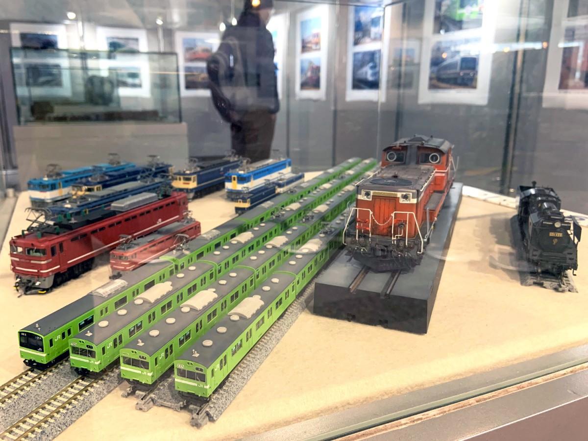 JRおおさか東線の鉄道模型