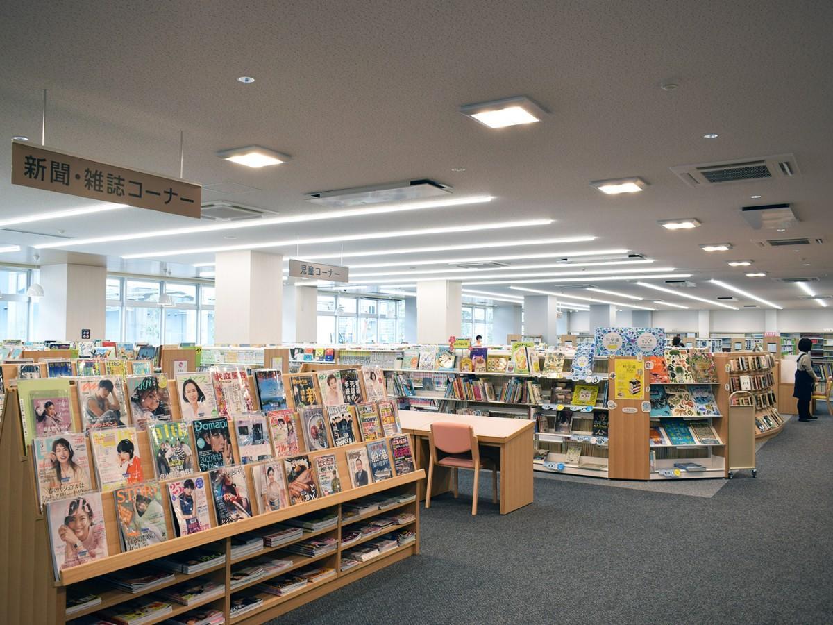 東 大阪 市立 図書館