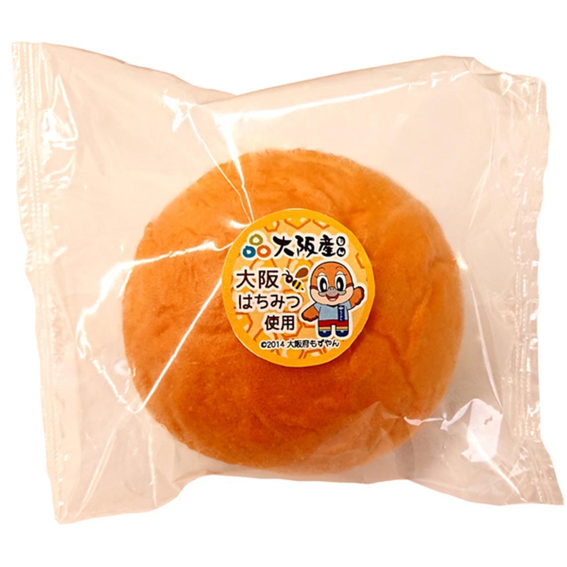 「大阪はちみつクリームパン」