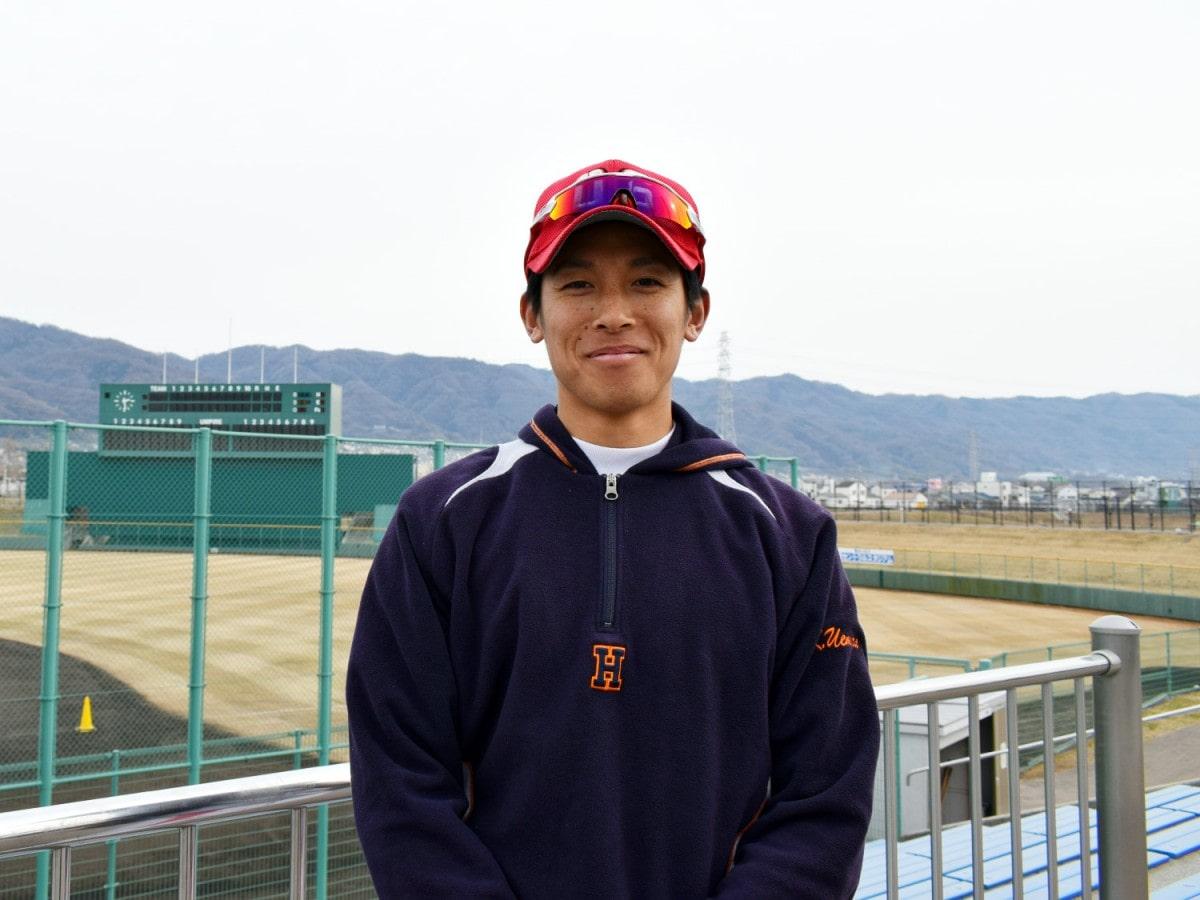 新キャプテンの上村健斗選手 - 東大阪経済新聞