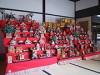 東大阪の旧河澄家で「桃の節句展」 10組のひな飾りで華やかに