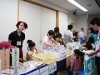 東大阪・若江岩田で児童向け職業体験イベント 「いらっしゃいませ」、元気よく