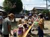 東大阪・旧河澄家でイベント「風鈴作り&流しそうめん」 近大生が企画