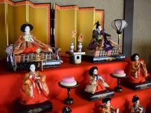 東大阪・旧河澄家で「桃の節句展」 100年前のひな人形など10組展示