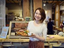 東大阪の「珈琲とコインランドリーのお店。ハレ」、モーニングメニュー開始