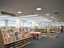 東大阪市立永和図書館が開館 商工会議所と連携、ビジネス支援コーナーも
