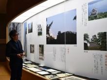 司馬遼太郎記念館で企画展「司馬遼太郎と城」 大阪城を中心に作品の世界表現
