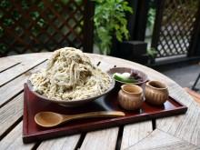 東大阪・石切のシェ・アオタニに「ほうじ茶かき氷」 献上加賀棒茶使う