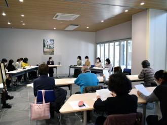東大阪・永和図書館で「ジョゼと虎と魚たち」講演会 アニメ映画公開記念で