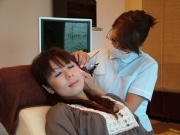 姫路に初の耳リフレクソロジー専門店-イヤースコープで確認も