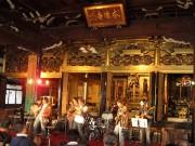 姫路・船場本徳寺で「まちづくりコンサート」-ユーストリーム配信も