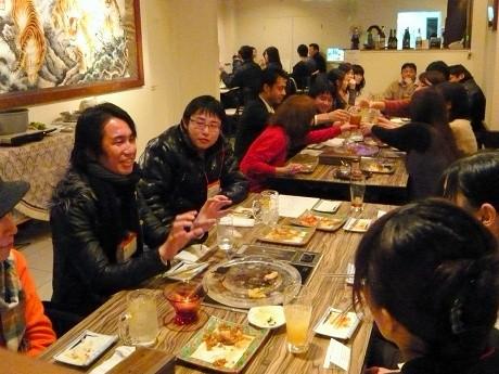 「ひめコン」を楽しむ参加者