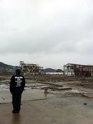 「たすけあい姫路」が南三陸町へ-東北被災地の「声」に耳を傾け