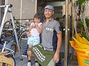 姫路「シラサギサイクル」、今宿へ移転-「トレールラン」用品展開も視野に