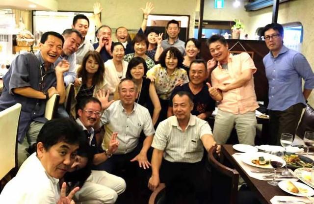 全国からネットショップ仲間が姫路に集結