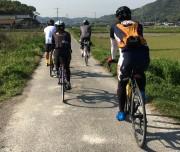 姫路駅前にサイクリング基地 レンタサイクル、工具貸し出しやルート案内も