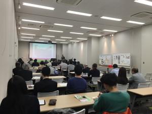 姫路駅南でまちなかフォーラム 「官能都市」テーマにまちづくり研究