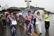 「姫路ゆかたまつり2017」近づく 浴衣での参加者には特典も