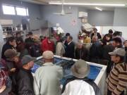 姫路・網干じばさんひろば「魚吹津」 鮮魚・農産物直売、食事所も