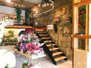 姫路・元町東ビルに造花専門店 女性をターゲットに店舗オープン