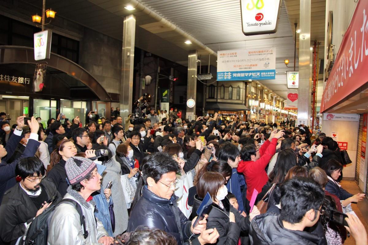 姫路の老舗百貨店が閉店 惜しまれつつ111年の歴史に幕