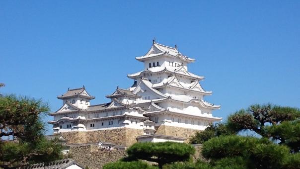 世界文化遺産・国宝 姫路城