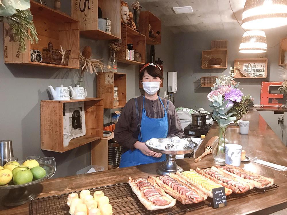 店長の水谷久美さん